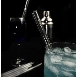 Pailles en verre réutilisables   Pailles & Co