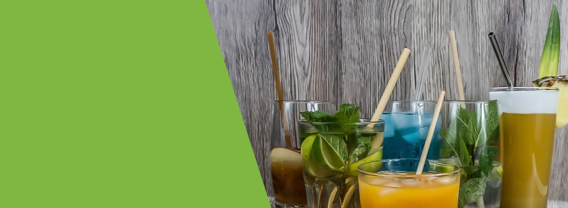 The specialist in ecological and reusable straws